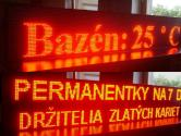 LED panel Bazen