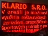LED panel Klario